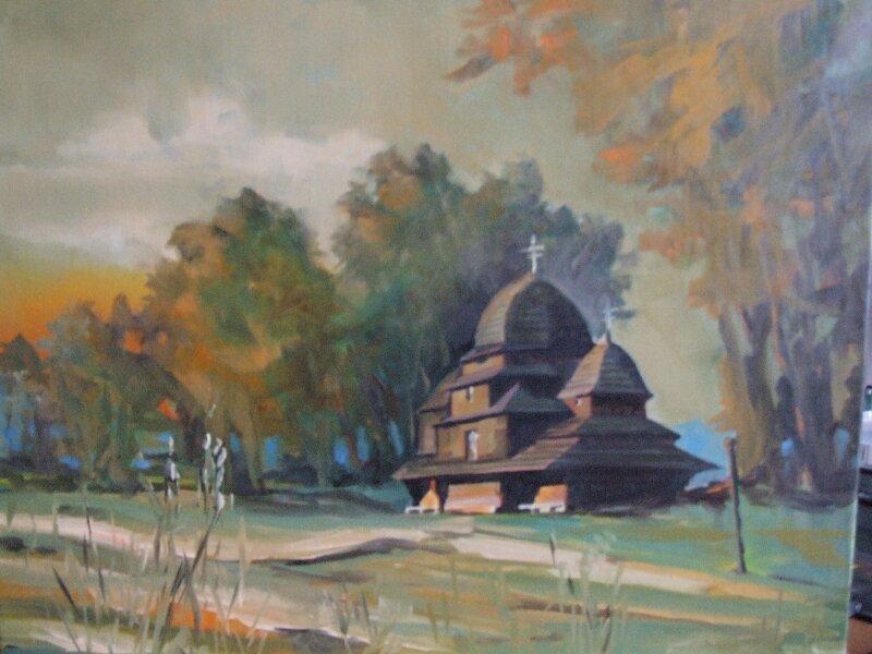 Cerkiew w Rabem I