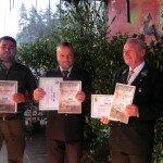 Laureaci konkursu wyceny trofeów