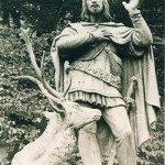 Św. Hubert z Potoku (zdj. archiw.)