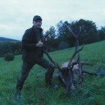 Rzepedź. Kol. Ryszard i jego byk